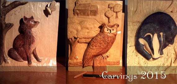 Carvings 2015